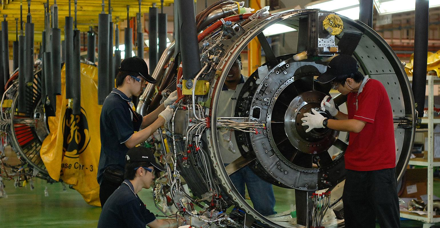 GE Aviation Expands in Malaysia — LATAM-AVIATION